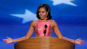 Michelle Obama's First Ad Is Aimed At Latino Communities