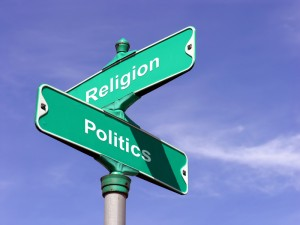 Where Politics and Religion Intersect