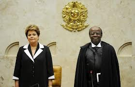 Brazil Has First Black Supreme Court President