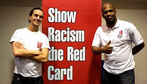 Show Racism the Red Card in Football, Soccer
