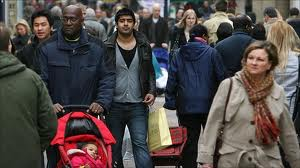 Britain Is More Ethnically Diverse and Less Religious