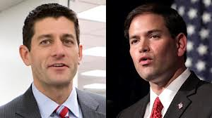 Paul Ryan, Marco Rubio, Latinos, Blacks, Poverty and the GOP