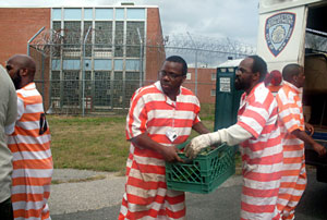 Black Men Keep Prison Industry Profitable