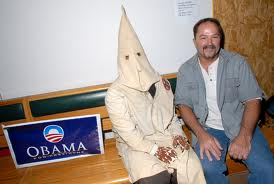 KKK steps up  recruiting after Obama election.Photo Credit: forumosa.com