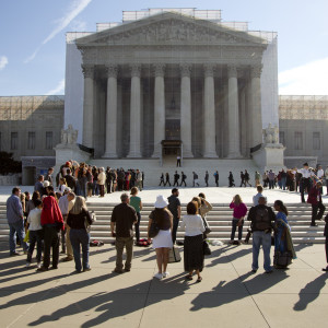 Will Supreme Court Strike Key Provision of Voting Rights Act?