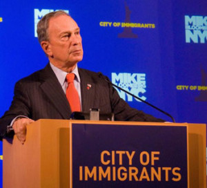 NYC Celebrates Immigrants As Congress Debates
