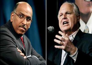 Michael Steele Calls Rush Limbaugh Racist