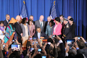President Encourages Strong Relationship With American Indian Leaders