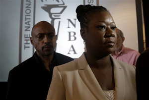 Trayvon Martin's Mother Fight to Repeal