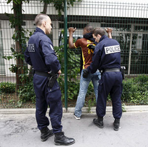 Racial Profiling Upheld By A French Court