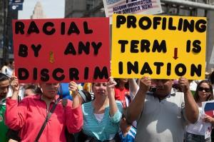 Racial profiling targets Hispanics more and more. Photo Credit: the fastertimes.com