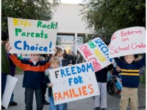 School voucher program is challenged in Louisiana. Photo Credit: joeforamerica.com
