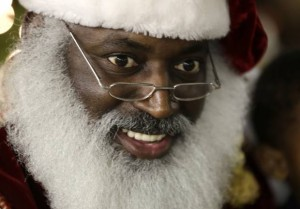 Could There Possibly Be A Black Santa Claus?