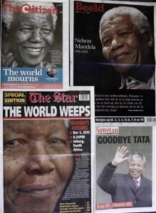 Mandela, Mandela, Mandela Forever