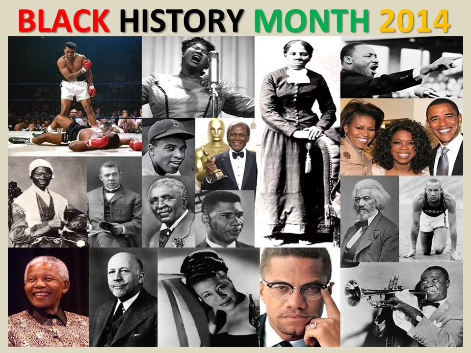 United States Black History Month Coloring Pages Pictures to pin on