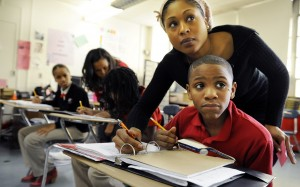 Major Inequality in Education for Blacks Still Persists