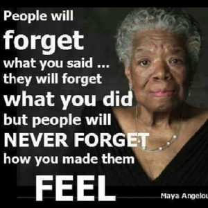Maya Angelou Was a Phenomenal Woman