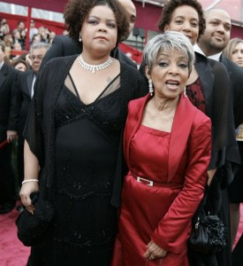 Ruby Dee was both an actress and activist seen here at the Oscars. Photo Credit: The Associated Press, Amy Sancetta, File.