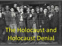 Legislation to Outlaw Holocaust Denial