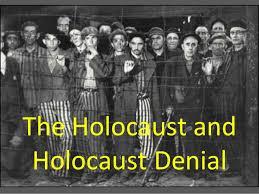 Legislation to Outlaw Holocaust Denial