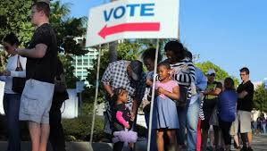 Minority Vote Will Be Important in Swing States