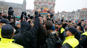 Dutch Saint Nick causes protests. Photo Credit: easybranches.eu