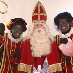 Dutch Saint Nick Causes Protest