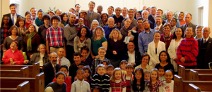 Integrated Churches Advance Racial Justice