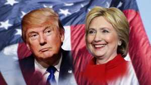 Clinton and Trump A Country Divided