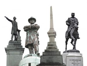 Removing Confederate Monuments Will Not